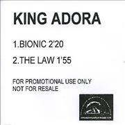 Click here for more info about 'King Adora - Bionic/The Law'