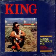Click here for more info about 'King - Alone Without You'