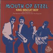 Click here for more info about 'King Biscuit Boy - Mouth Of Steel'