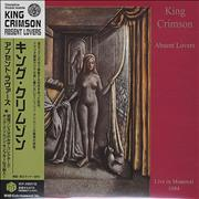 Click here for more info about 'King Crimson - Absent Lovers'