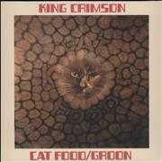 Click here for more info about 'King Crimson - Cat Food EP - Sealed'