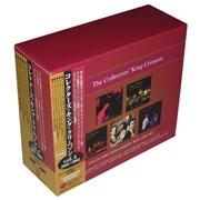 King Crimson Collectors' King Crimson Box 4: 1981-1982 Japan 5-CD set
