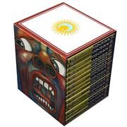 King Crimson Complete 15-CD Box Set Japan box set Promo