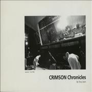 King Crimson Crimson Chronicles - Volume 1 The 80's USA book