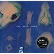 King Crimson Dinosaur USA CD single
