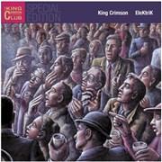 King Crimson EleKtriK UK CD album