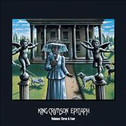 King Crimson Epitaph Volumes 3 & 4 UK 2-CD album set