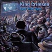 King Crimson Eyes Wide Open UK DVD