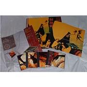 King Crimson Frame By Frame - The Essential King Crimson Japan cd album box set