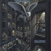 King Crimson Heaven & Earth: 50th Anniversary Series UK cd album box set