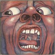 Click here for more info about 'King Crimson - In The Court Of - 1st - G'