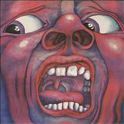 King Crimson In The Court Of - 1st UK vinyl LP