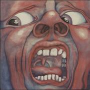 Click here for more info about 'King Crimson - In The Court Of - 2nd - Palm Tree'