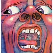 King Crimson In The Court Of The Crimson King Australia vinyl LP