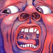King Crimson In The Court Of The Crimson King France vinyl LP