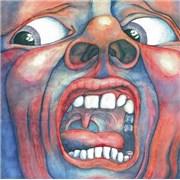 King Crimson In The Court Of The Crimson King UK 2-CD album set