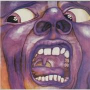 King Crimson In The Court Of The Crimson King UK CD album