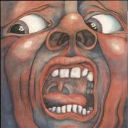 Click here for more info about 'King Crimson - In The Court Of The Crimson King - 200gm'