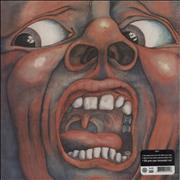 King Crimson In The Court Of The Crimson King - 200g - Sealed UK vinyl LP