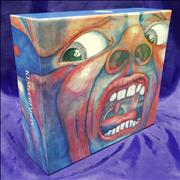 King Crimson In The Court Of The Crimson King (An Observation By King Crimson) / In The Wake Of Poseidon / Lizard Japan cd album box set