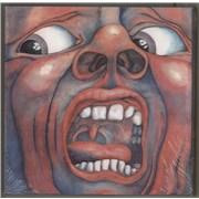 King Crimson In The Court Of The Crimson King: An Observation - Sealed UK cd album box set