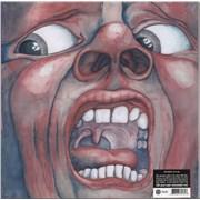 King Crimson In The Court Of The Crimson King - 200gm - Sealed UK 2-LP vinyl set