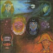 Click here for more info about 'King Crimson - In The Wake Of Poseidon - 1st - EX'