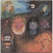 King Crimson In The Wake Of Poseidon - 200gm UK vinyl LP