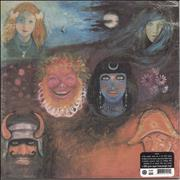 Click here for more info about 'King Crimson - In The Wake Of Poseidon - 200gm - Sealed'
