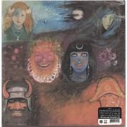 King Crimson In The Wake Of Poseidon - 200gm - Sealed UK vinyl LP