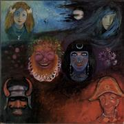 Click here for more info about 'King Crimson - In The Wake Of Poseidon - 2nd - EX'