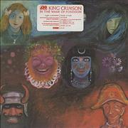 King Crimson In The Wake Of Poseidon - Sealed USA vinyl LP