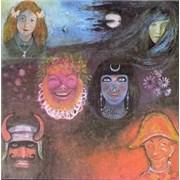 King Crimson In The Wake Of Poseidon UK CD album