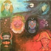 King Crimson In The Wake Of Poseidon UK vinyl LP