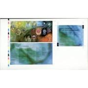 King Crimson In The Wake Of Poseidon UK artwork