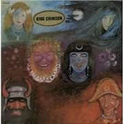 King Crimson In The Wake Of Poseidon France vinyl LP