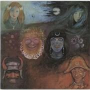 King Crimson In The Wake Of Poseidon Norway vinyl LP