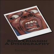 Click here for more info about 'King Crimson - King Crimson A Discography'