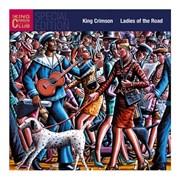 King Crimson Ladies Of The Road UK 2-CD album set