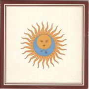 Click here for more info about 'King Crimson - Larks' Tongues In Aspic - VG'