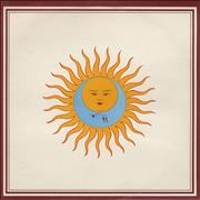 King Crimson Larks' Tongues In Aspic UK vinyl LP