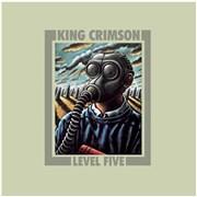 King Crimson Level Five UK CD album
