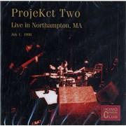 King Crimson Live In Northampton, MA - July 1, 1998 UK CD album