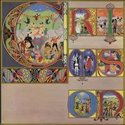 Click here for more info about 'King Crimson - Lizard - VG/EX'