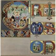 King Crimson Lizard - EX UK vinyl LP