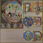 King Crimson Lizard - glossy p/s UK vinyl LP