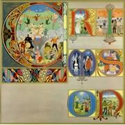 King Crimson Lizard UK vinyl LP