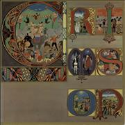 King Crimson Lizard USA vinyl LP