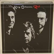 Click here for more info about 'King Crimson - Red + Box & Obi'
