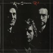 Click here for more info about 'King Crimson - Red - 1st - EX'